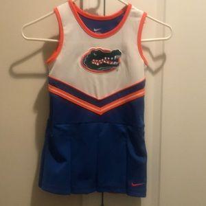 Girls Florida Gators Cheer Dress